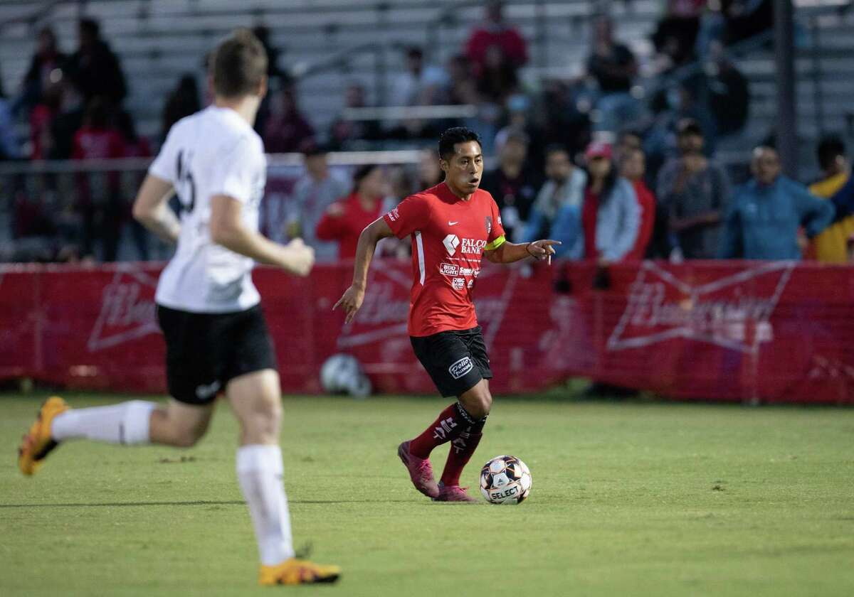 Laredo Heat SC captain Erwin Regules joined the team this season after playing for the Midland-Odessa Sockers FC during the last NPSL season in 2019. The Heat travel to face the Sockers at 7:30 p.m. on Thursday, June 17.