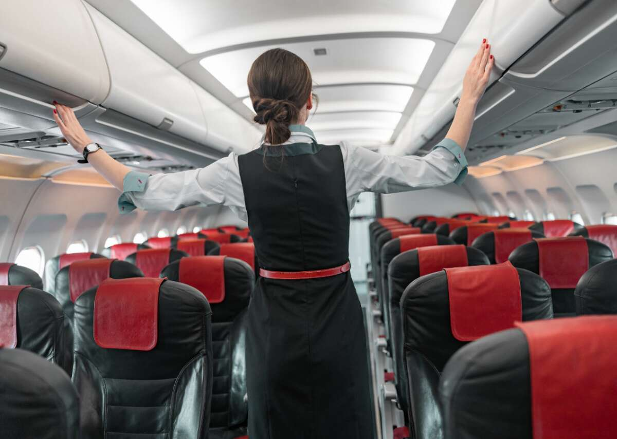 """""""We are doing all we can to help create a safe environment for our crew and customers onboard our aircraft,"""" the airline said in a letter to flight attendants. (File photo: Olena Yakobchuk / Shutterstock)"""