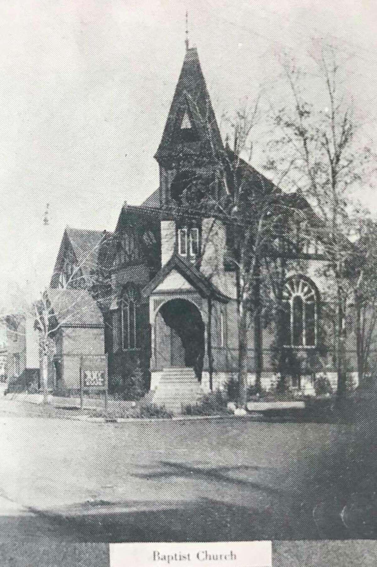 First Baptist Church. 1926