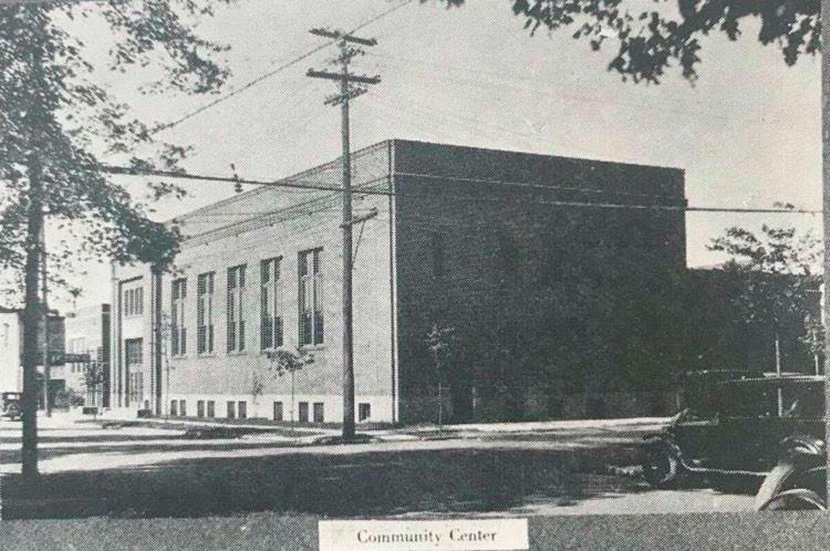 Community Center. 1926