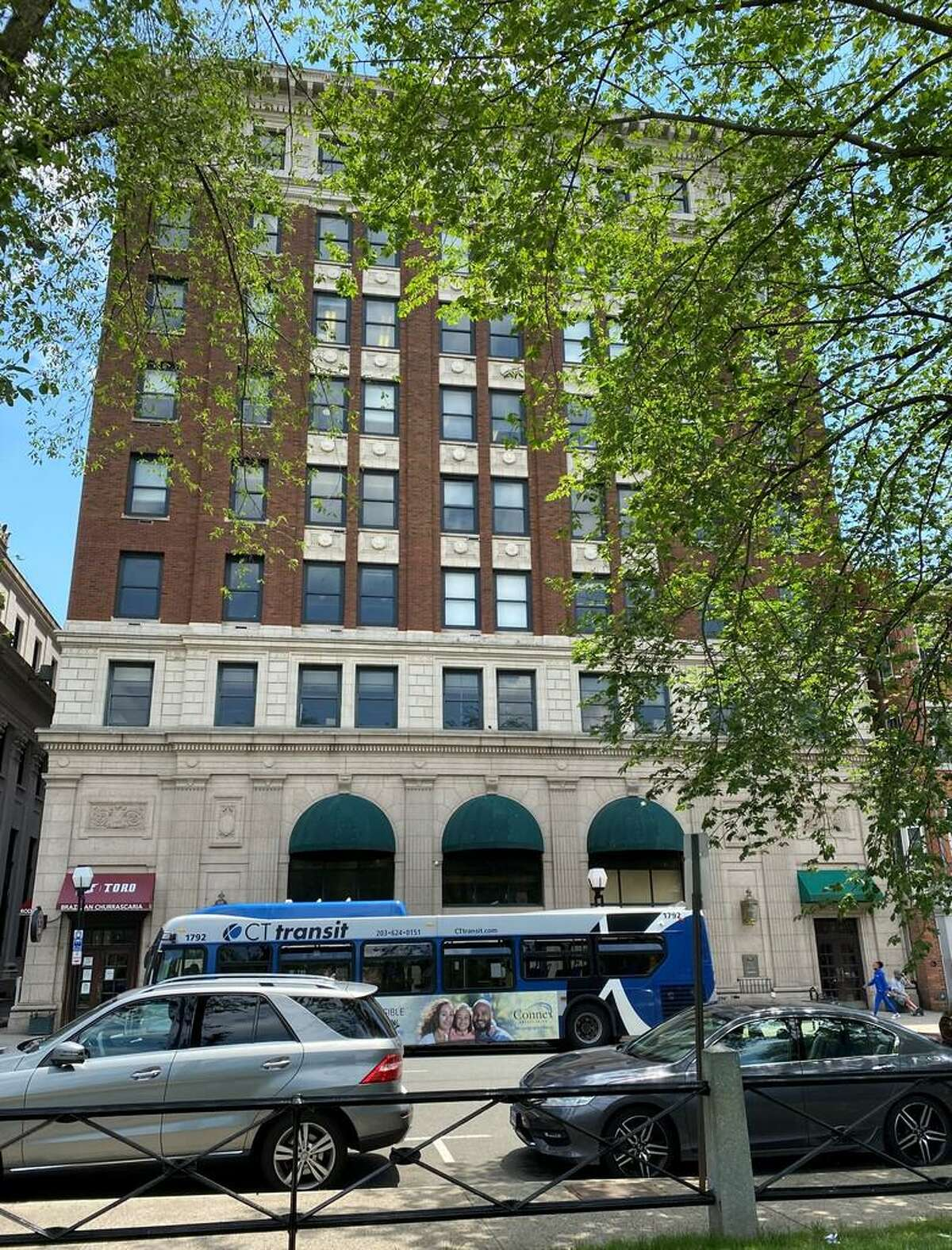 Jacob and Josef Feldman of MOD Equities, which bought the 8-story building at 129 Church St. six years ago for $6.9 million, are proposing an adaptive reuse of the 1912 structure.