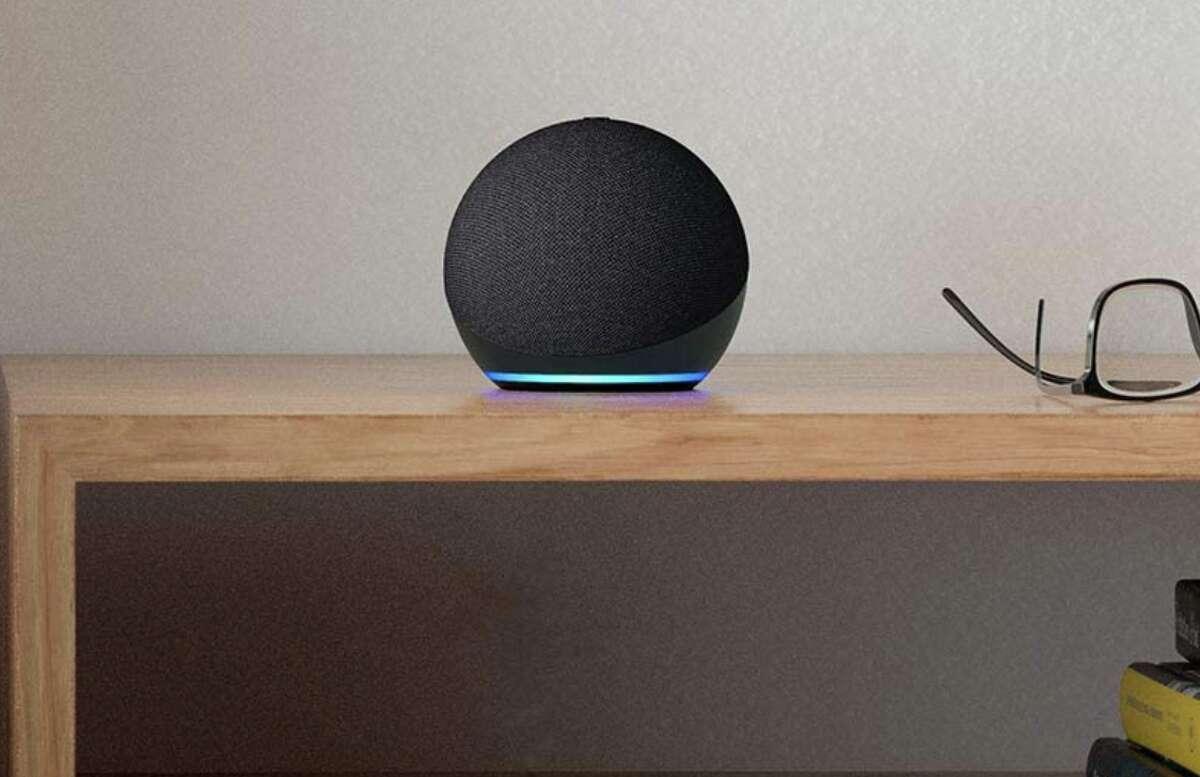 Echo Dot, 4th Gen, $24.99 at AmazonEcho Dot with Clockface, $34.99 at Amazon
