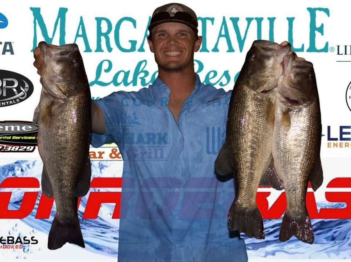 Beau and Sam Grantham came in first place in the CONROEBASS Tuesday Tournament with a weight of 15.65 pounds.