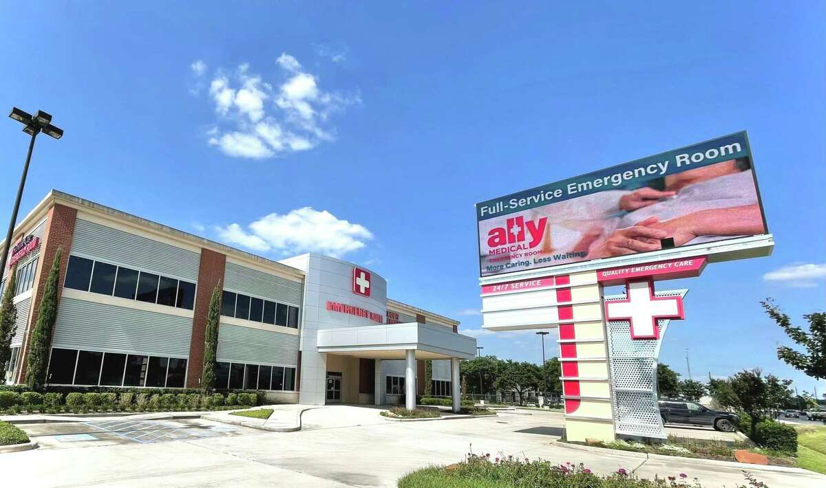Ally Medical held a grand opening for its new Ally Medical Emergency Room center in Spring early June.