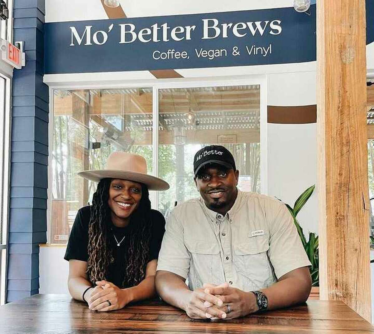A new vegan coffee shop is opening in Houston.