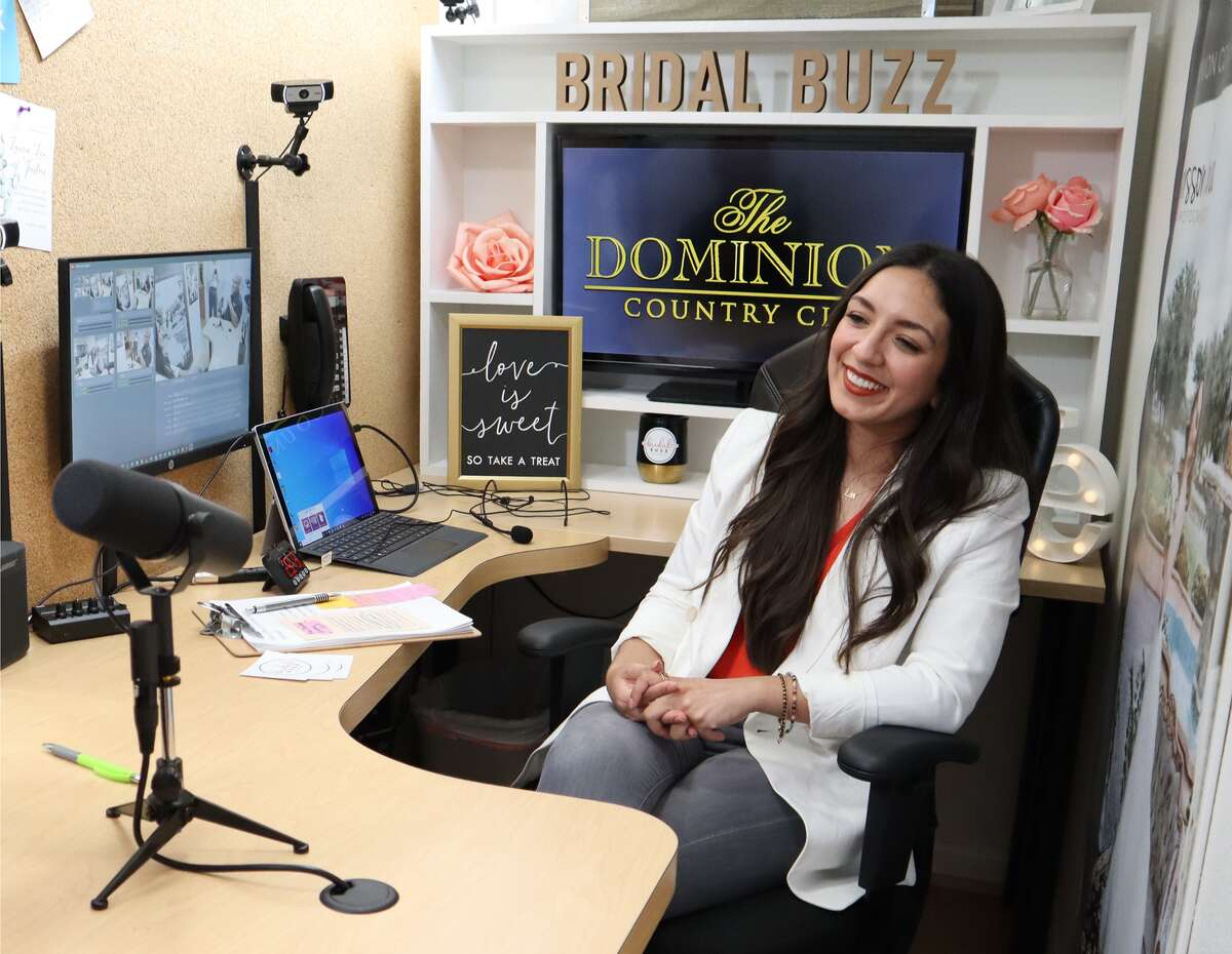 Erika Perez is host and co-creator of Bridal Buzz.