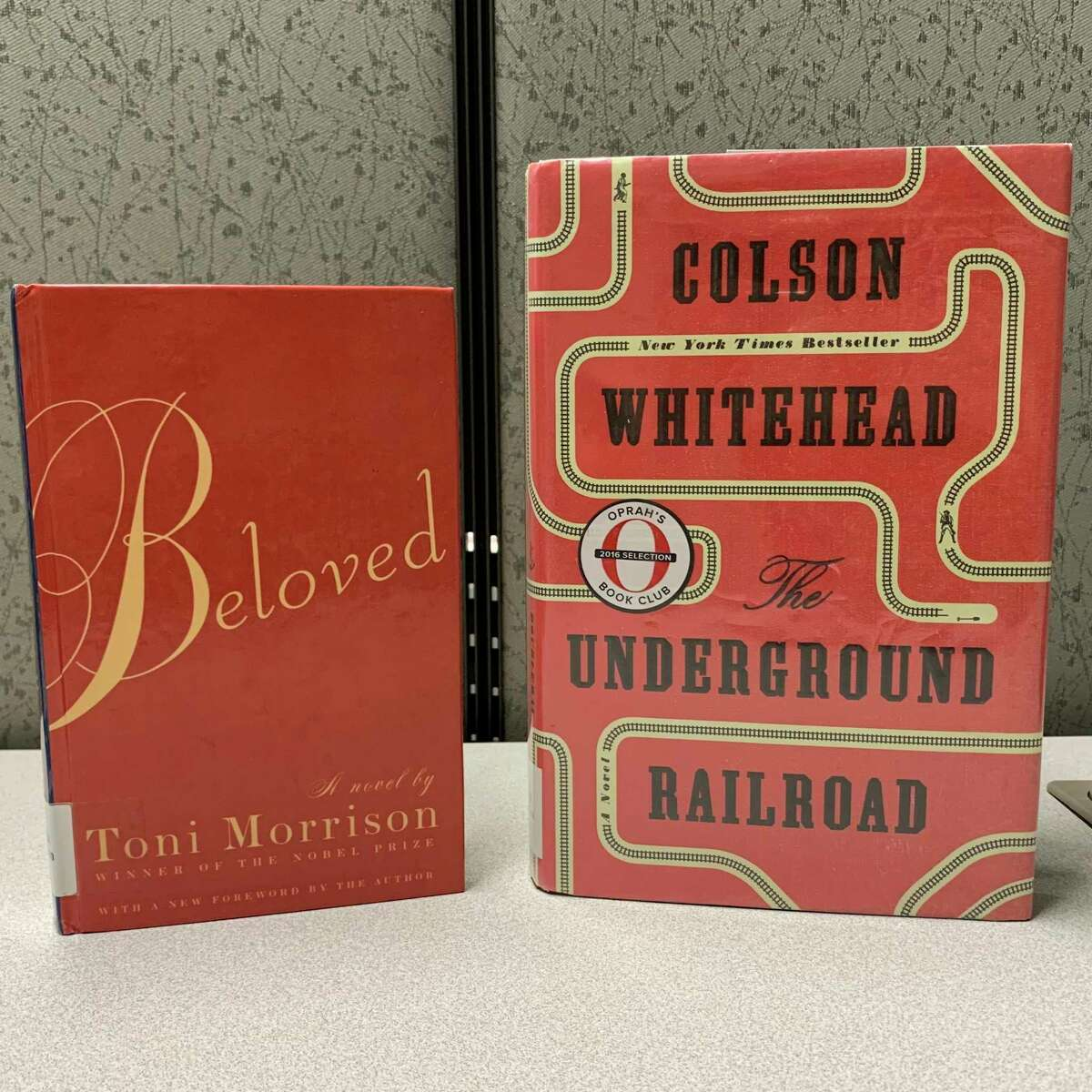"""Readers who prefer historical fiction might enjoy Pulitzer Prize winning """"Beloved"""" by Toni Morrison which tells the story of a former slave who is struggling to live with her past. (Courtesy photo)"""