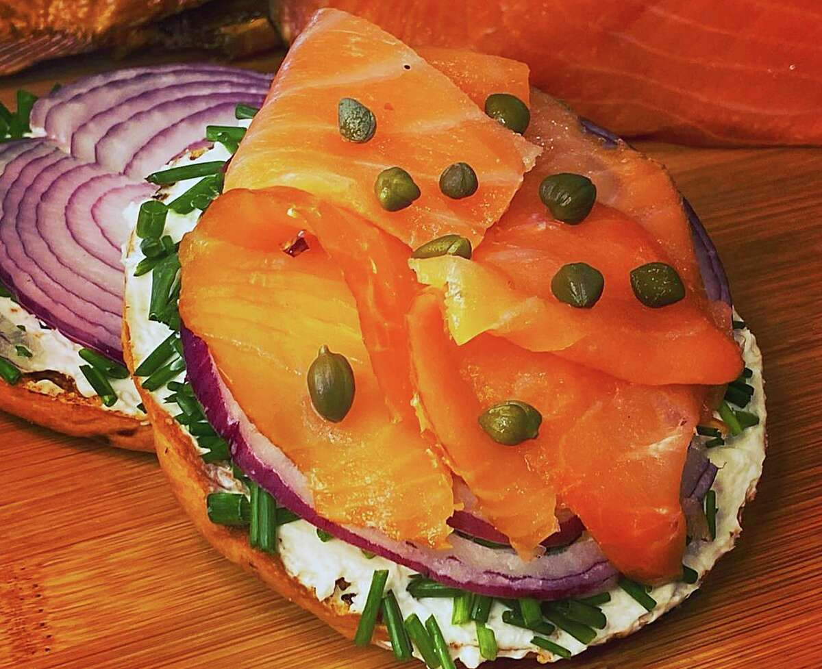 Bagels and lox will be part of the menu at Bubby's Jewish Soul Food, scheduled for a September opening at Northwest Military and Wurzbach Parkway on the city's North Side near the Barshop Jewish Community Center.