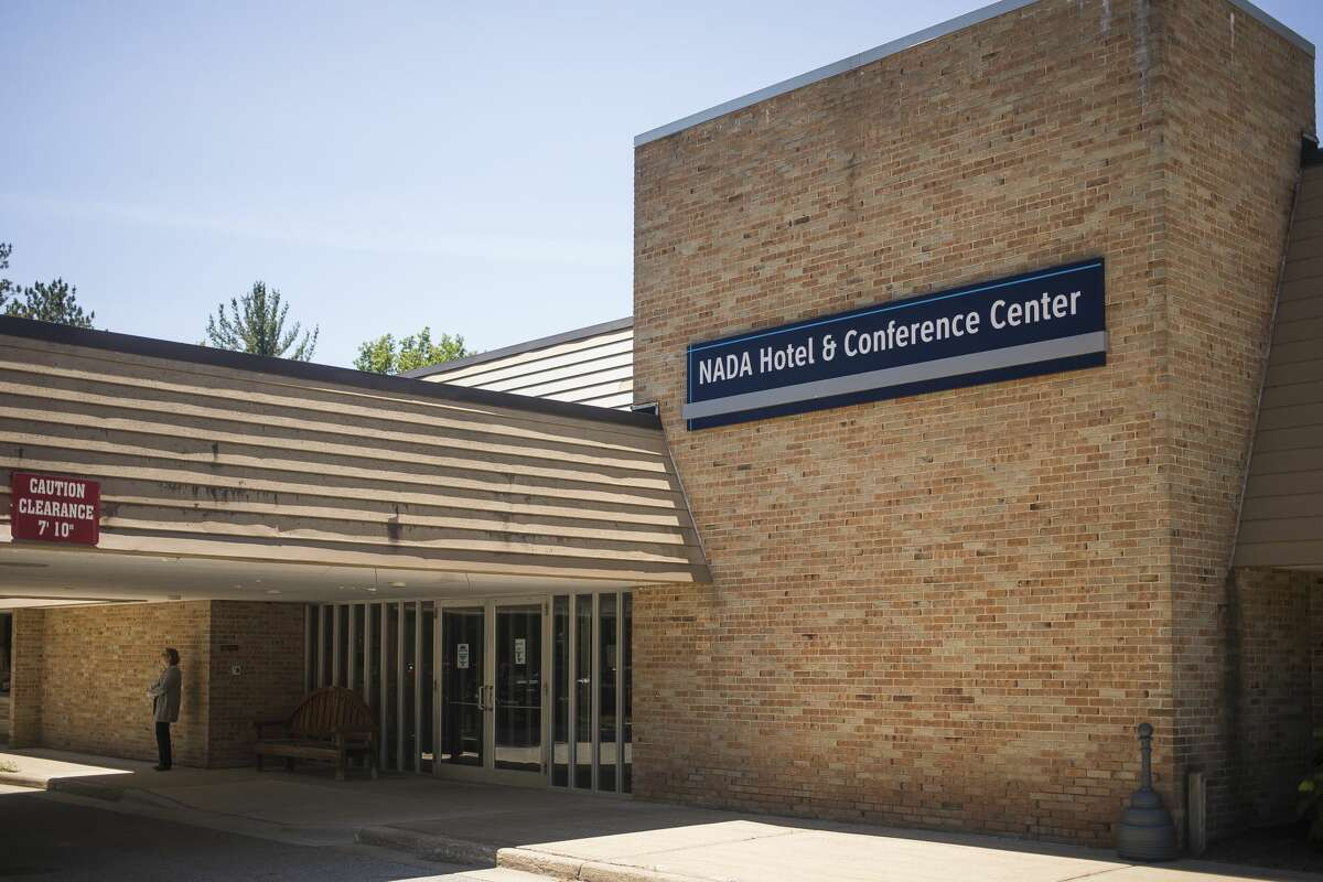 Pictured is the N.A.D.A. Hotel & Conference Center on the Northwood University campus in Midland. (Katy Kildee/kkildee@mdn.net)