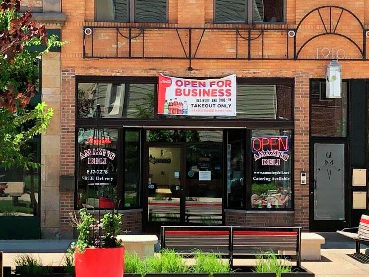 Amazing Deli is located at134 E. Main Street in Downtown Midland. (Victoria Ritter/vritter@mdn.net)