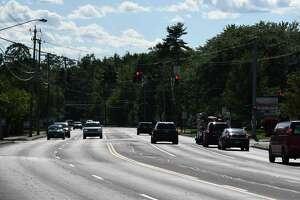 Delaware Avenue looking south toward Delmar on Wednesday, June 16, 2021, in Bethlehem, N.Y.  (Will Waldron/Times Union)