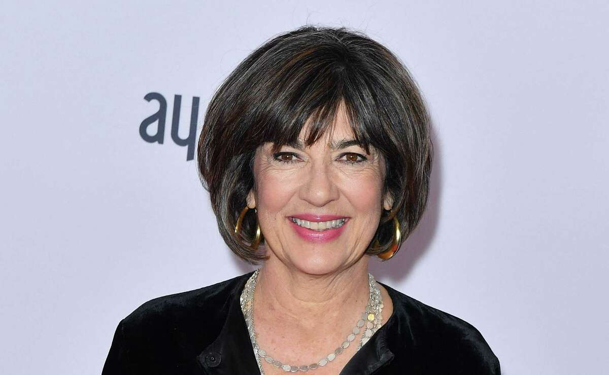(FILES) In this file photo taken on November 25, 2019 British/Iranian journalist Christiane Amanpour arrives for the 47th Annual International Emmy Awards at New York Hilton in New York City. - The Iranian-British Christiane Amanpour, star journalist for the American channel CNN, announced on the air Monday, June 14 she had ovarian cancer and is to undertake chemotherapy, not specifying if she was going to move away from TV. (Photo by Angela Weiss / AFP) (Photo by ANGELA WEISS/AFP via Getty Images)