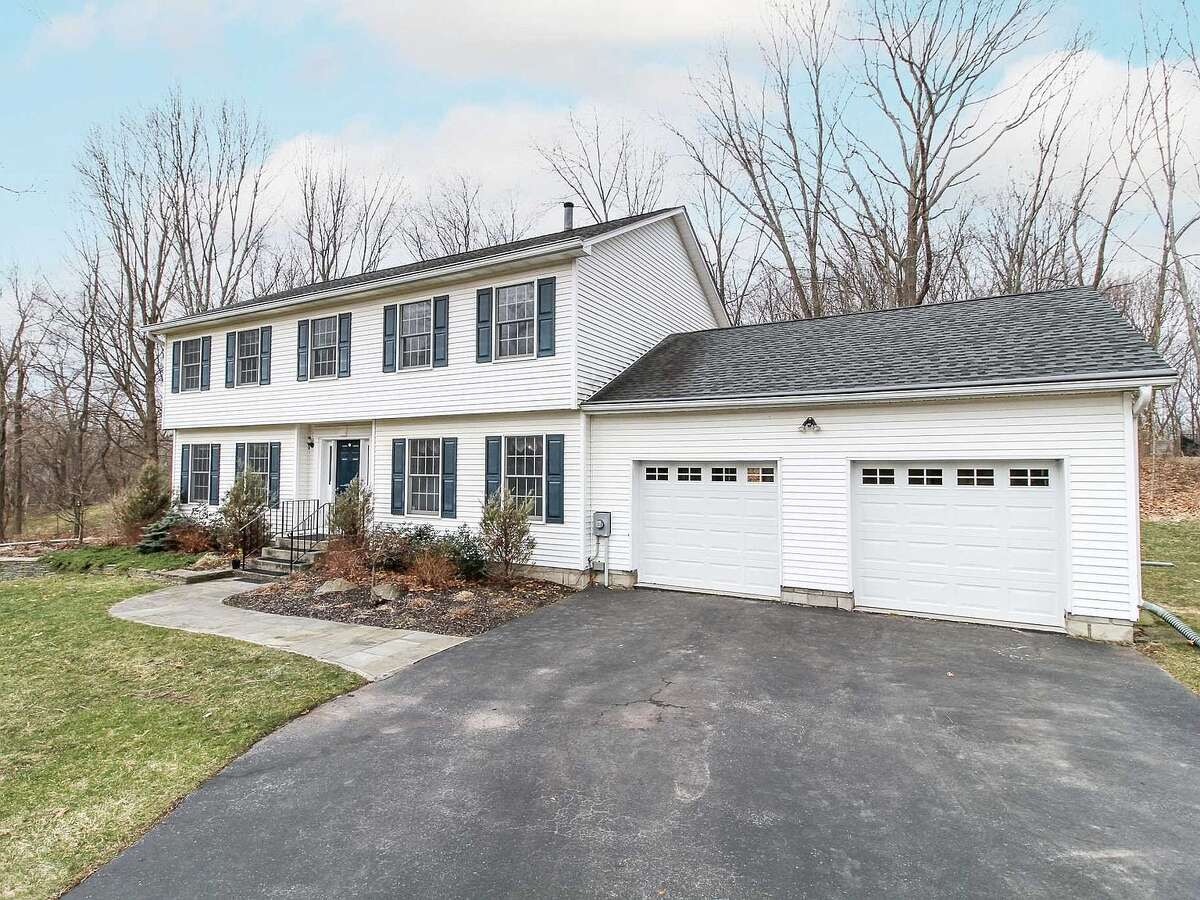Poughkeepsie is seeing record-breaking sales figures and low inventory. This 4-bedroom home was purchased in the spring for $11,000 over the asking price.