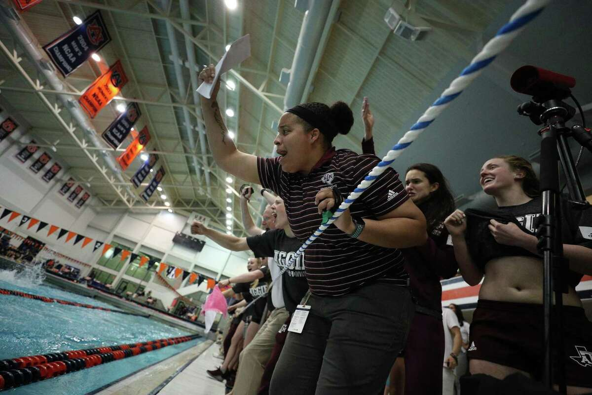 Tanica Jamison, who most recently was an assistant at Texas A&M, is taking over the UH swimming and diving program.