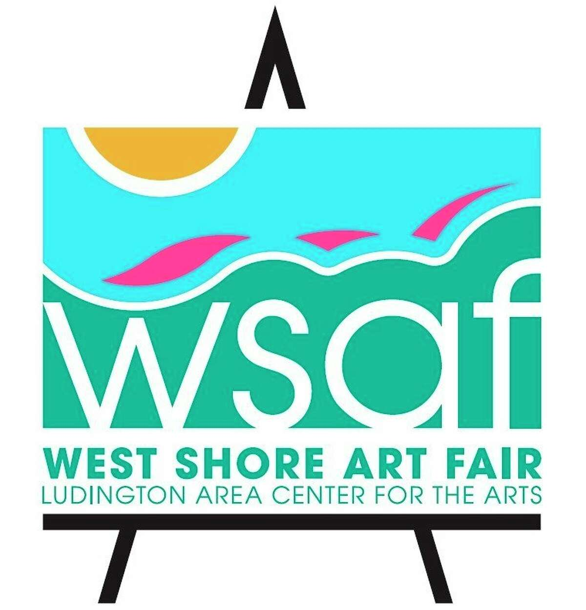 The 53rd annual West Shore Art Fair will make its return to downtown Ludington's Rotary Park July 3-4. (Courtesy graphic)