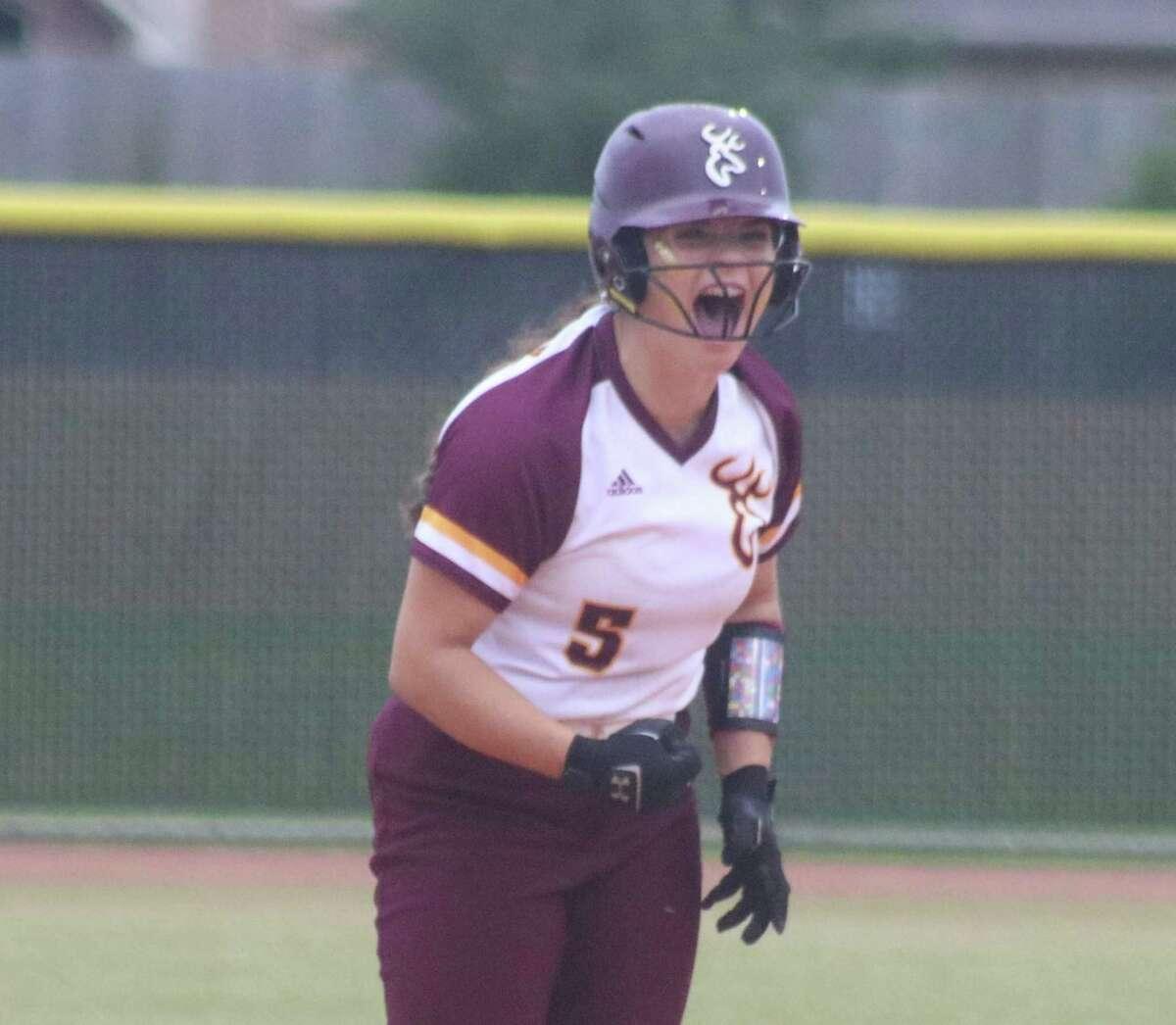 Deer Park's Emma Overla, First Team All-District