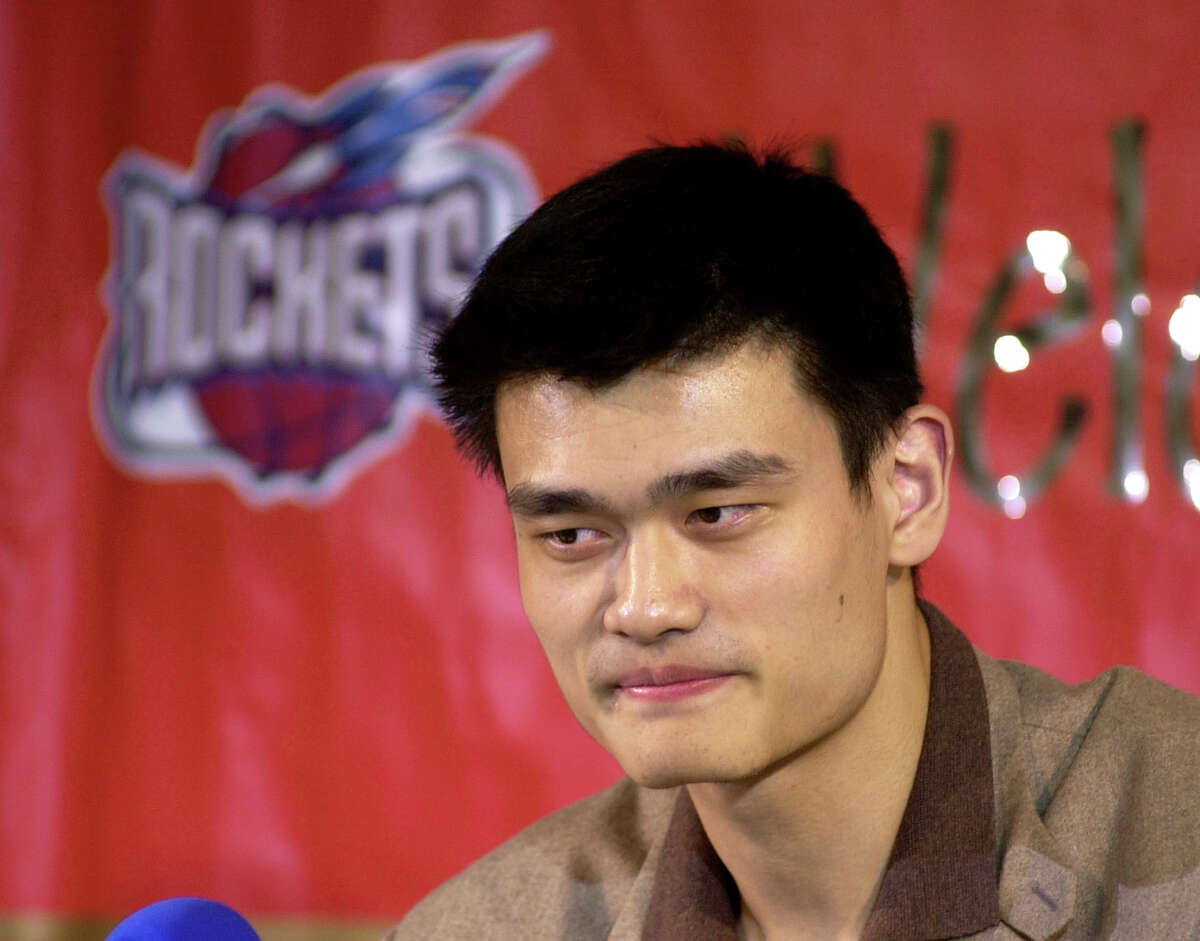 Yao Ming not only gave the Rockets productive seasons before injuries ended his career but also helped grow basketball globally and allowed the NBA to tap into a gold mine in the Chinese market.