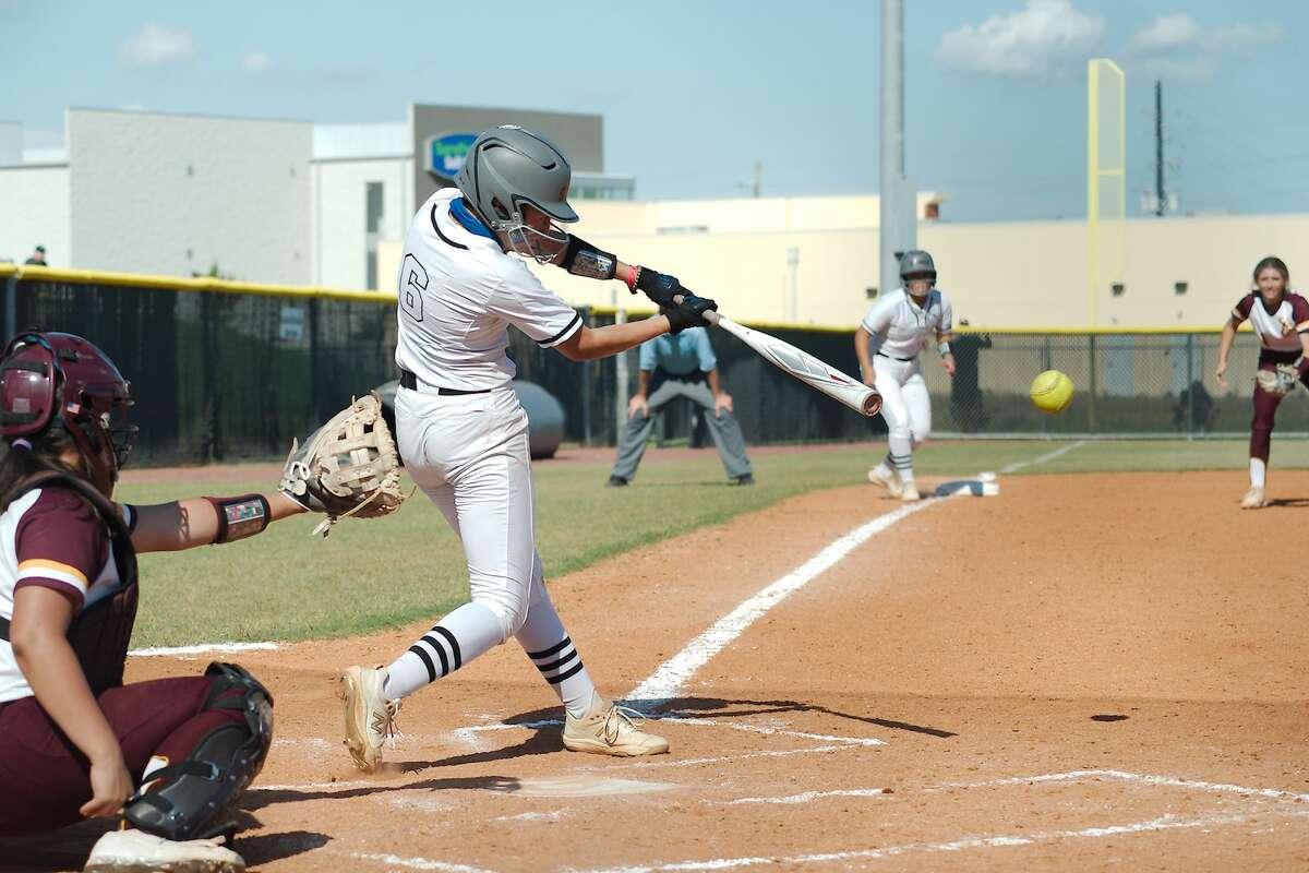 Clear Springs' Ashley Walker (6) was selected to the all-District 24-6A softball first team.