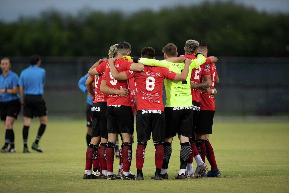 The Laredo Heat SC travels to take on the unbeaten Midland-Odessa Sockers FC at 7:30 p.m. Thursday.