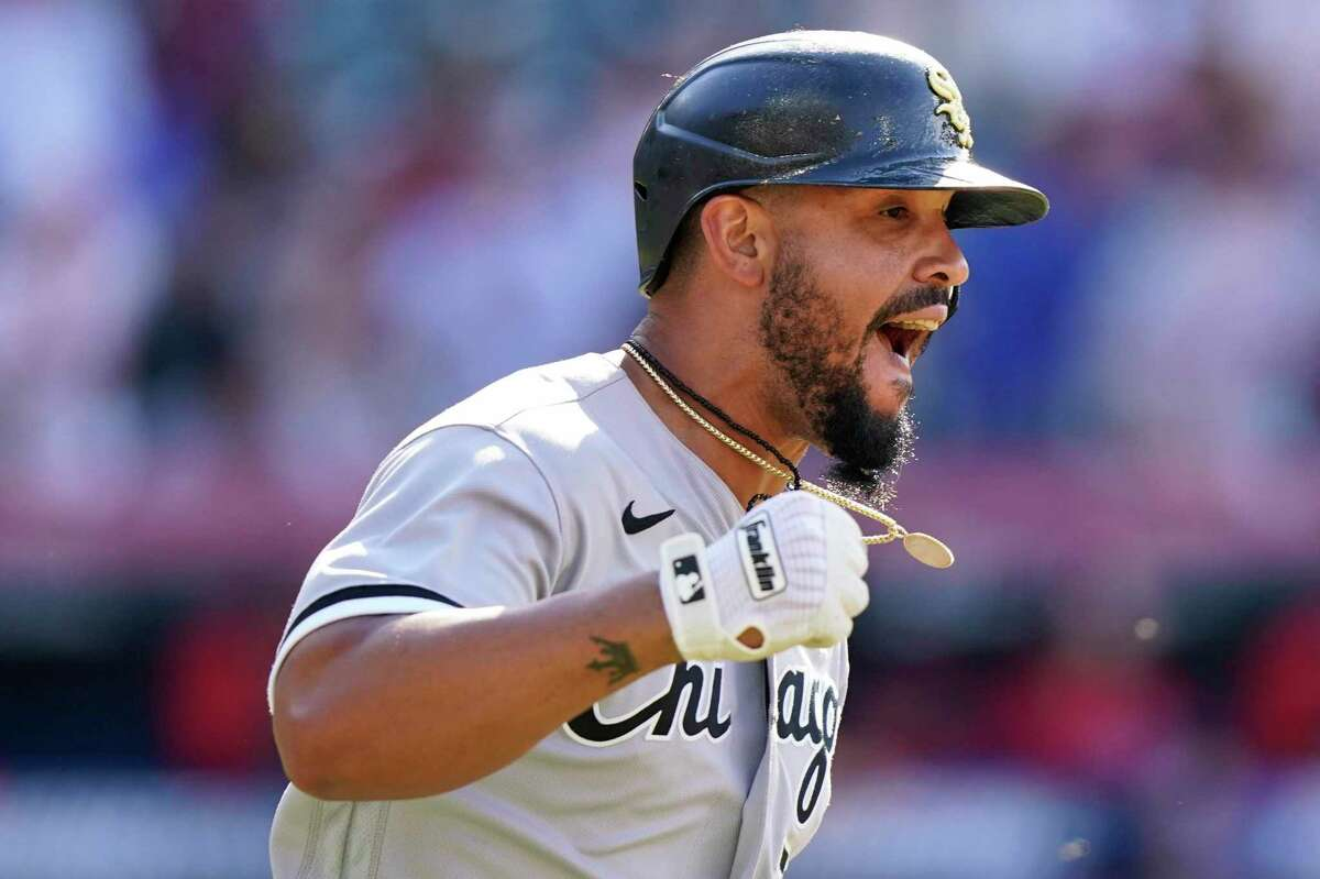 White Sox first baseman Jose Abreu is trying to become the fifth player in MLB history to lead his league in RBIs in three consecutive seasons.