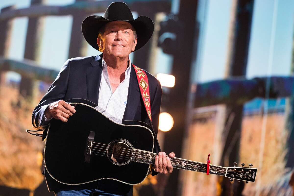 George Strait is slated to close out Rodeo Houston 2022. (Photo by Rich Fury/ACMA2019/Getty Images for ACM)