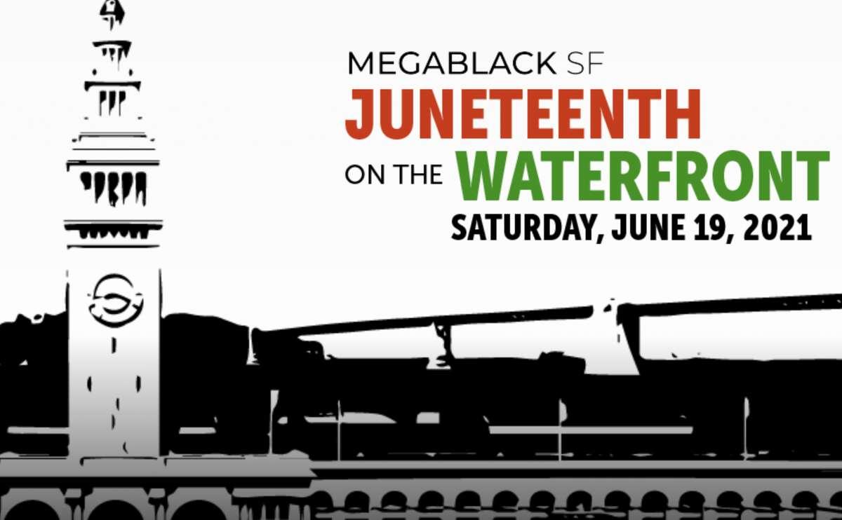 MegaBlack Juneteeth on the Waterfront