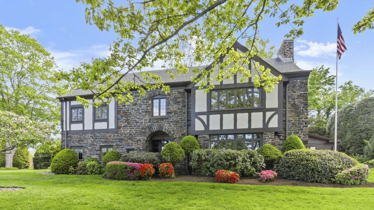 The house at 271 Sailors Lane in Bridgeport is on the market for $899,500.