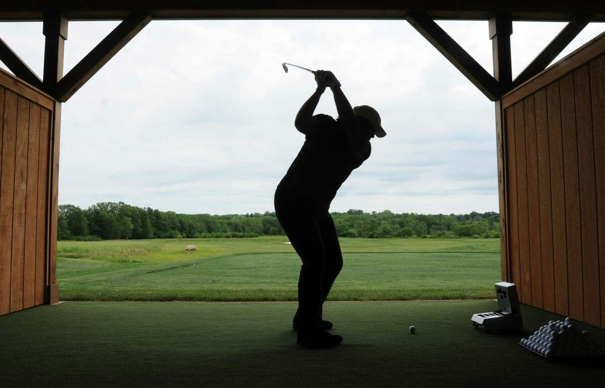 The Golf Center at Lyman Orchards and Lyman's Apple Nine Course, in Middlefield.