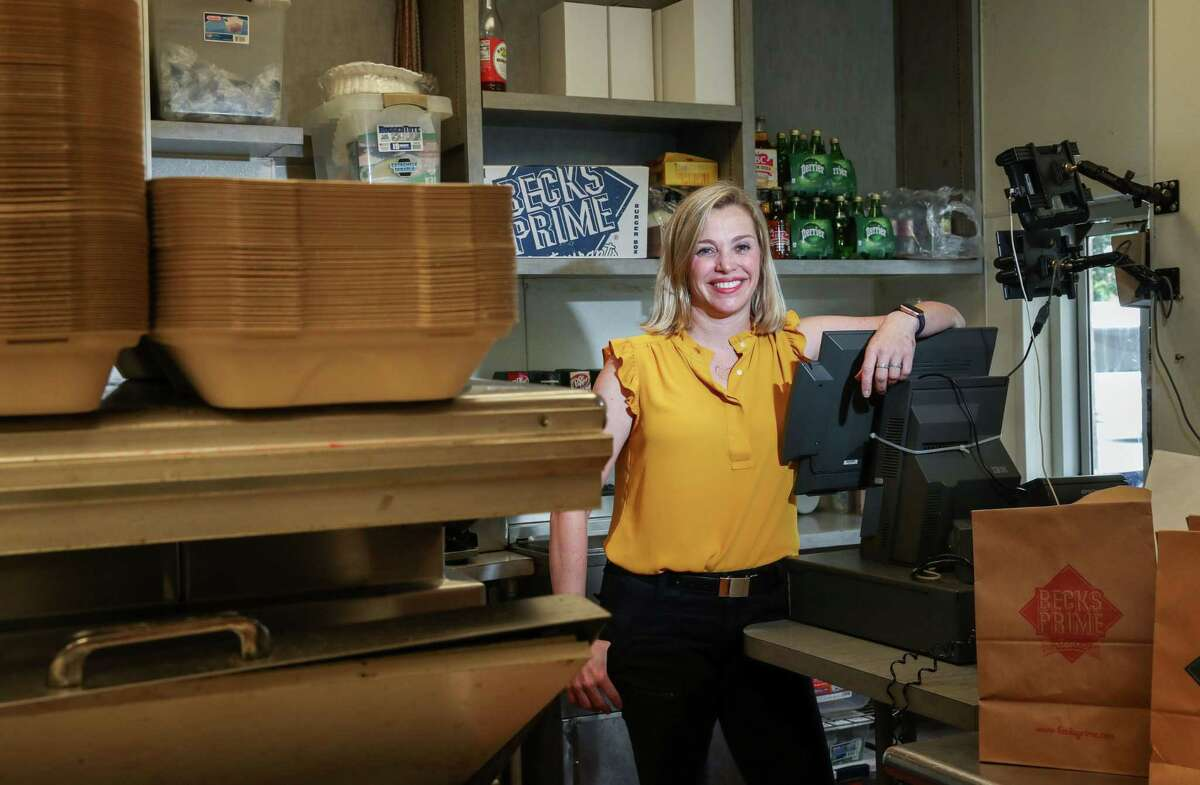 """Molly Voorhees, president of Becks Prime and The Chocolate Bar, said of the supply shortage: """"It doesn't matter what you're willing to pay, you can't even get some of the items you want."""""""