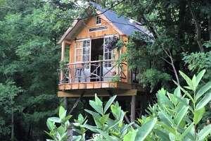 Whispering Wind Treehouse.