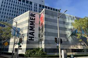 The Hammer Museum is part of the School of the Arts and Architecture at UC Los Angeles and is located in Westwood Village.
