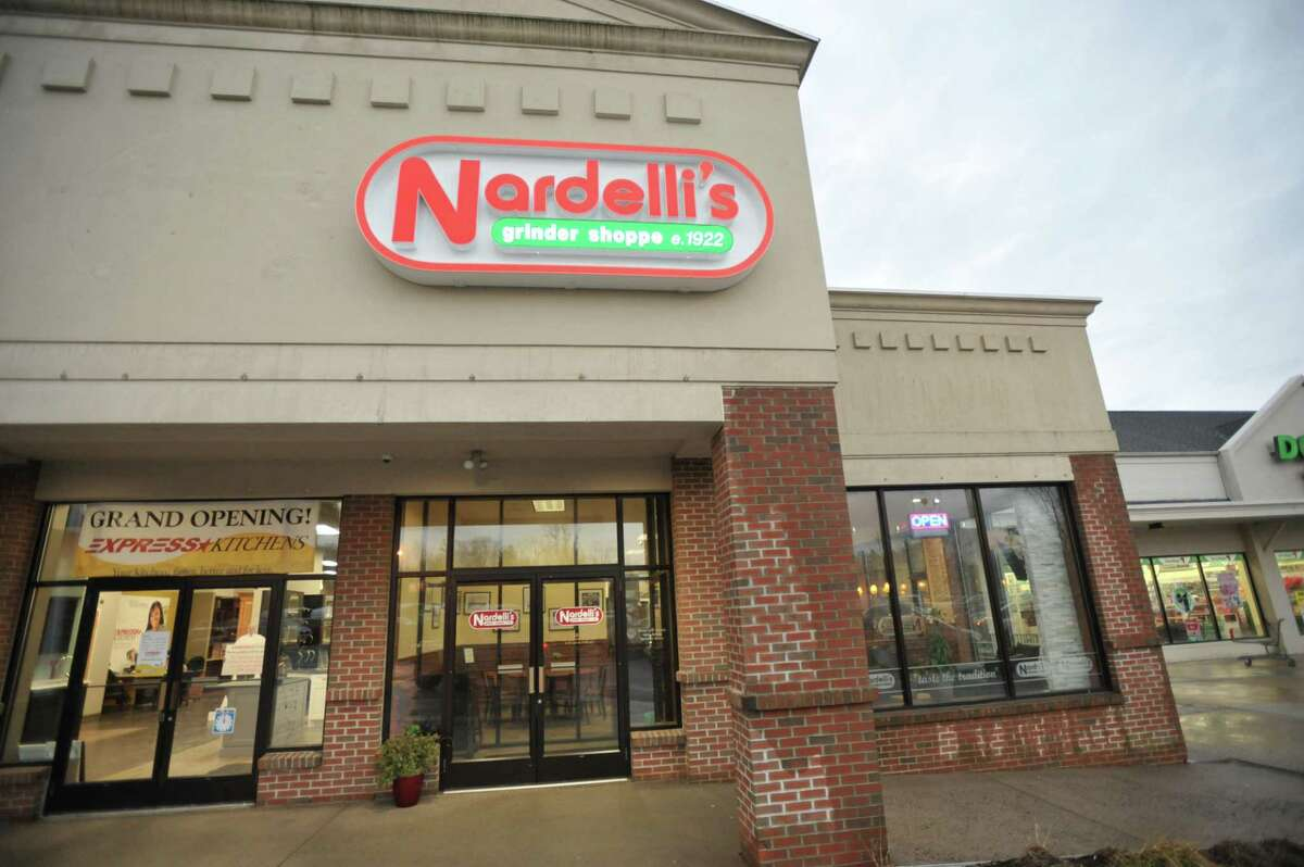 Nardelli's Grinder Shoppe in Torrington, one of 15 locations around the state.