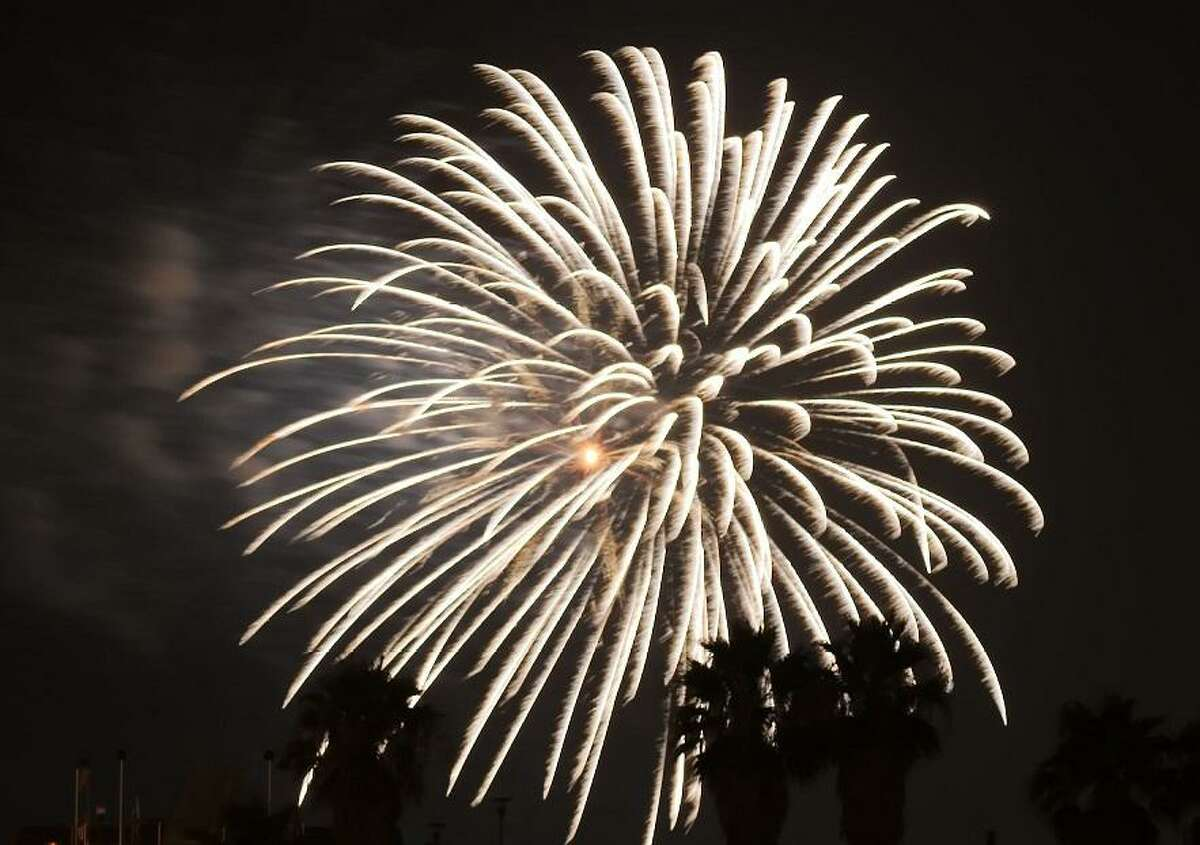 A large Fourth of July fireworks display is planned this year at the Kemah Boardwalk.