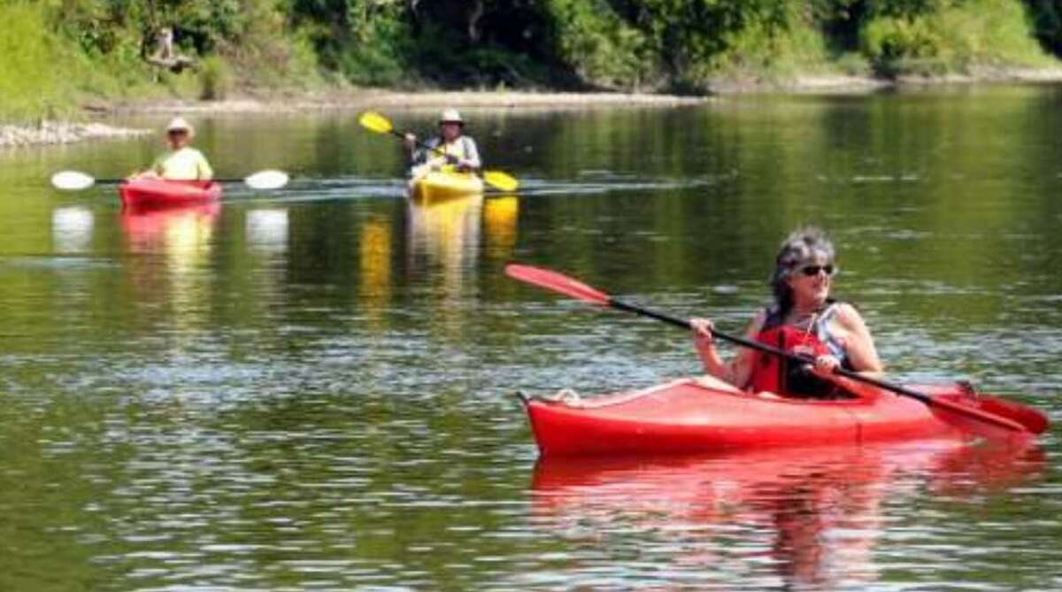 The Canal Corp. is once again loaning out kayaks to visitors this summer in selected spots.