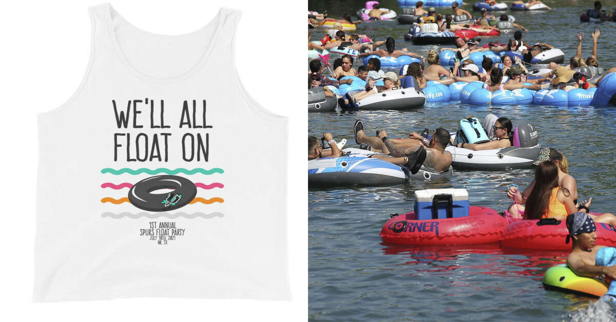 Spurs Twitter, where some of the franchise's most-dedicated fans have met for years, will take things offline next month for an inaugural float party on the Comal River.
