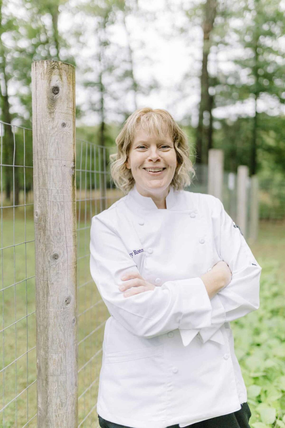Sherry Ronning shares Midwestern cuisine recipes on her food blog, From Michigan to the Table.