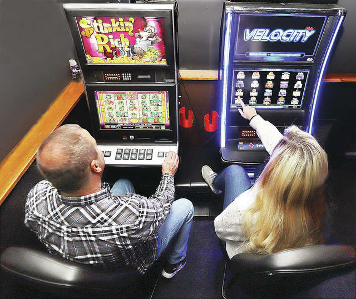 Video gaming may be coming to Maryville