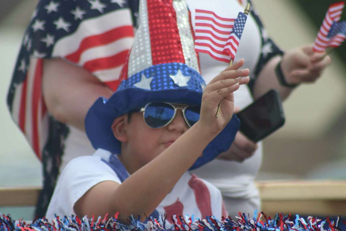 South Friendswood Drive will see the return of red, white and blue when the city's Fourth of July parade goes down the street July 5.