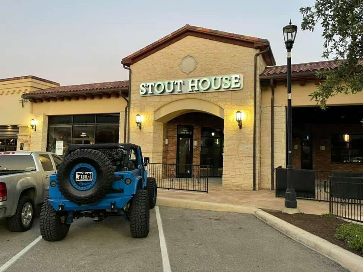 The fourth location for Stout House in the San Antonio area opens Thursday near the intersection of TPC Parkway and U.S. 281.