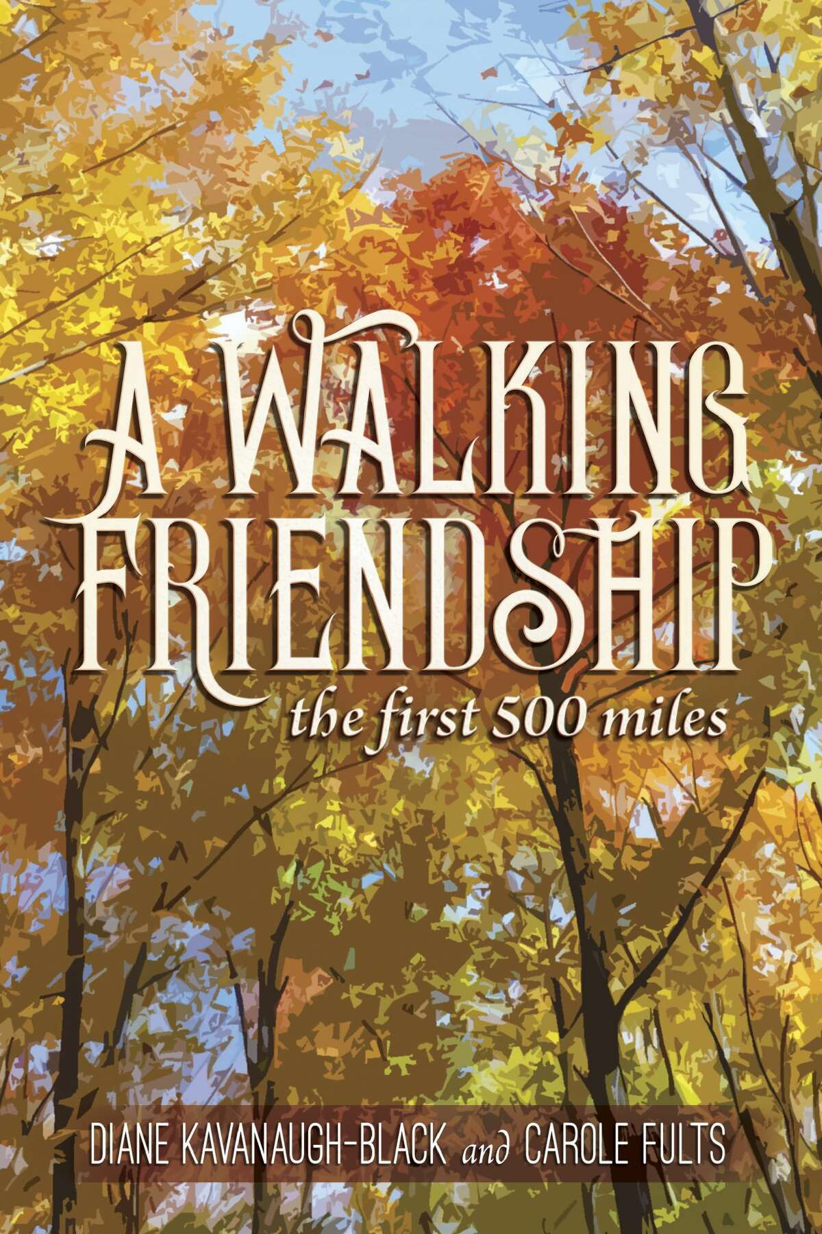 """In their book, """"A Walking Friendship: The first 500 miles,"""" Capital Region residents Diane Kavanaugh-Black and Carole Fults share their experiences visiting the Partridge Run Wildlife Management Area in Berne over the course of eight years."""