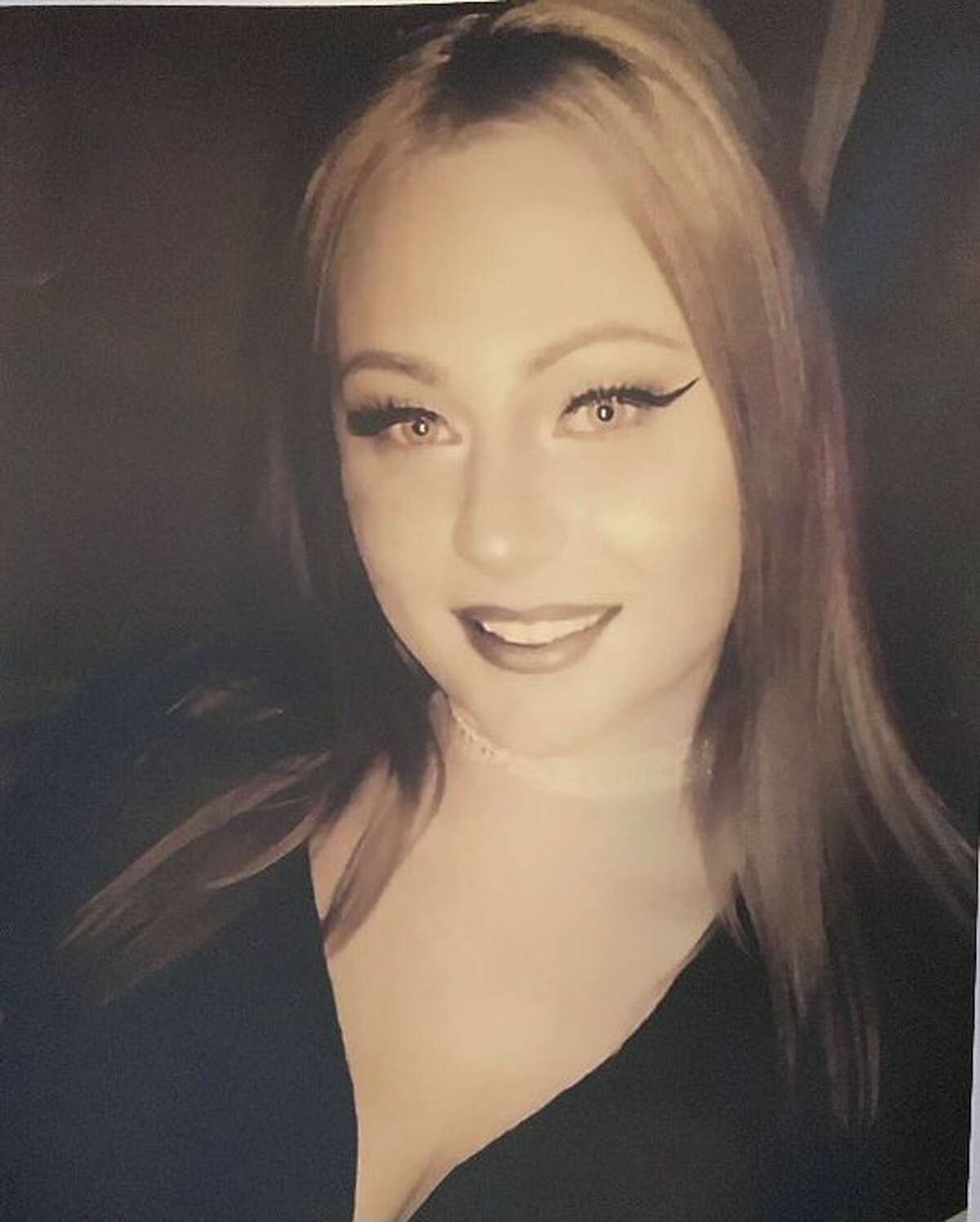 """Allyzibeth Lamont, 22, known as """"Ally,"""" who was murdered on Oct. 28, 2019 in the Local No. 9 deli in Johnstown where she worked. Her boss, Georgios Kakavelos, 52, is facing life in prison without parole after being convicted of her 1st-degree murder and all other charges."""
