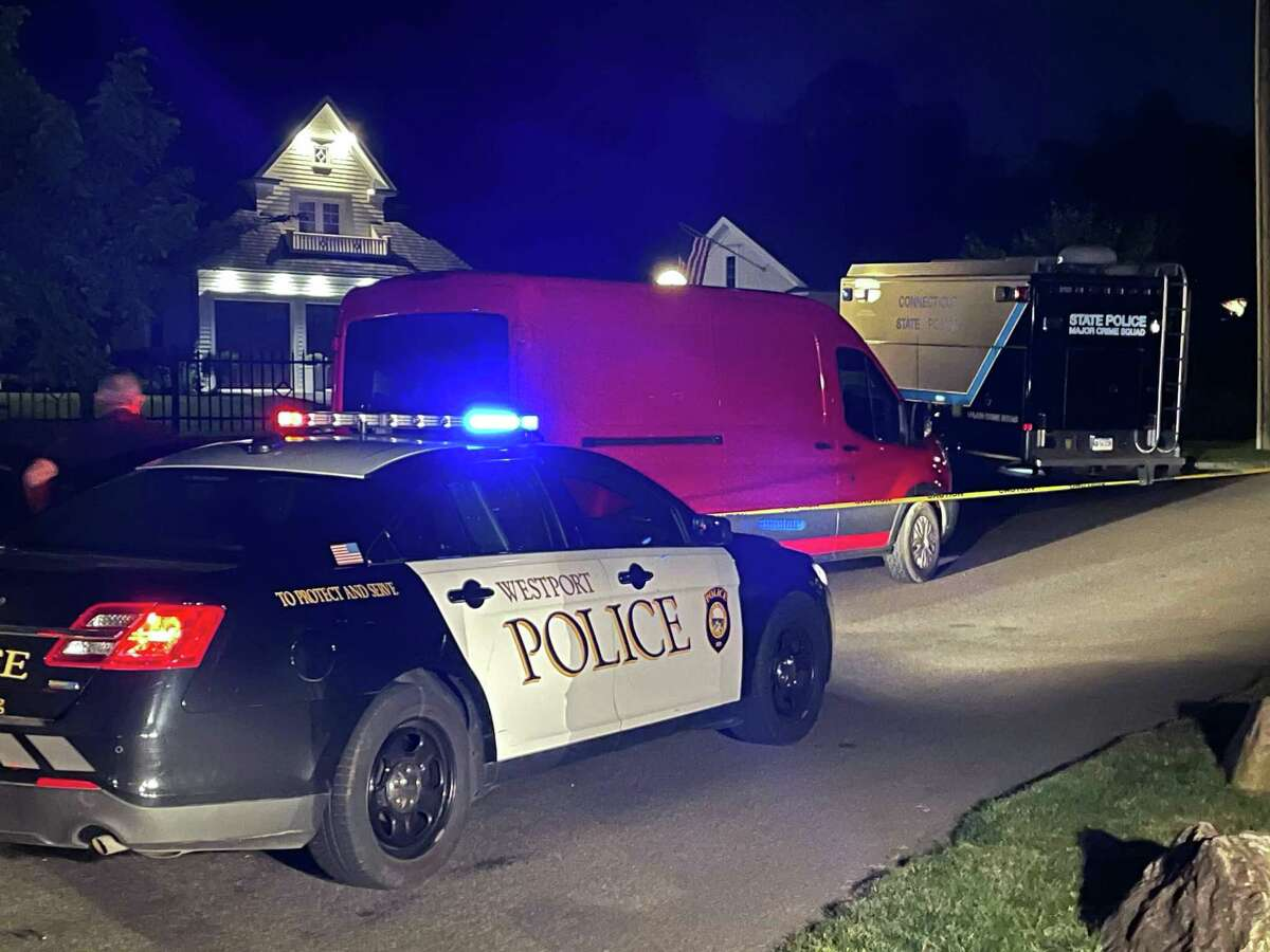 Westport and state police are investigating the deaths of a woman and 7-year-old child on Lyndale Park Thursday evening.