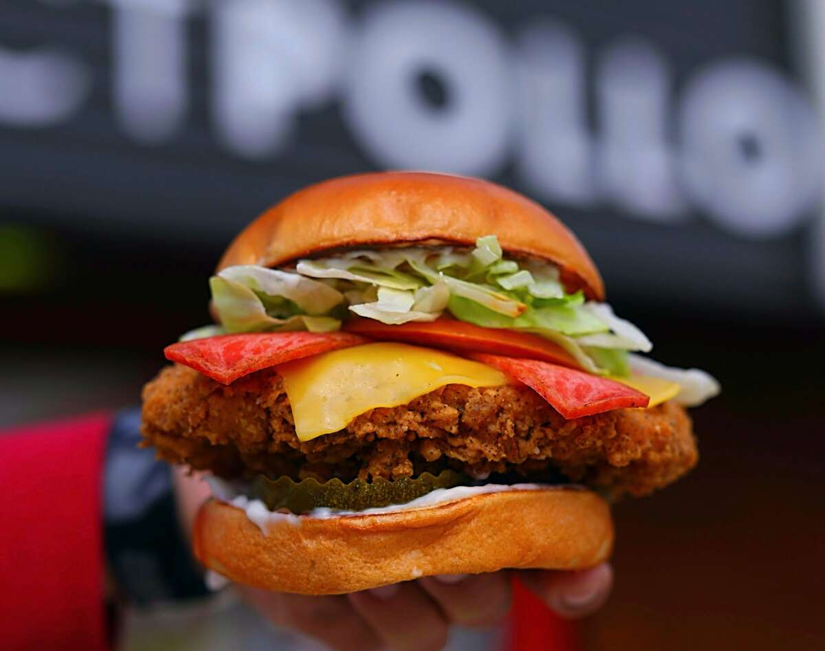 Project Pollo opened in September, during the height of pandemic-related business woes. Owner Lucas Bradbury took time between trips to Austin and Dallas, where he's opening more locations, to chat about the nation's first vegan chicken fast food concept.