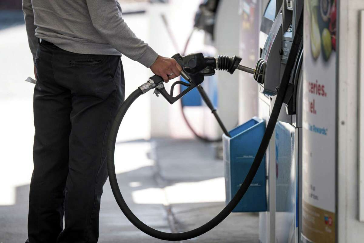 Houston gasoline prices fell by about 3 cents per gallon last week.