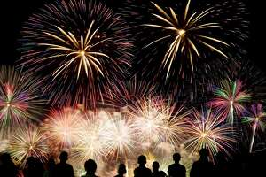 Fireworks displays are becoming increasingly less common in California where the wildfire risk is high.