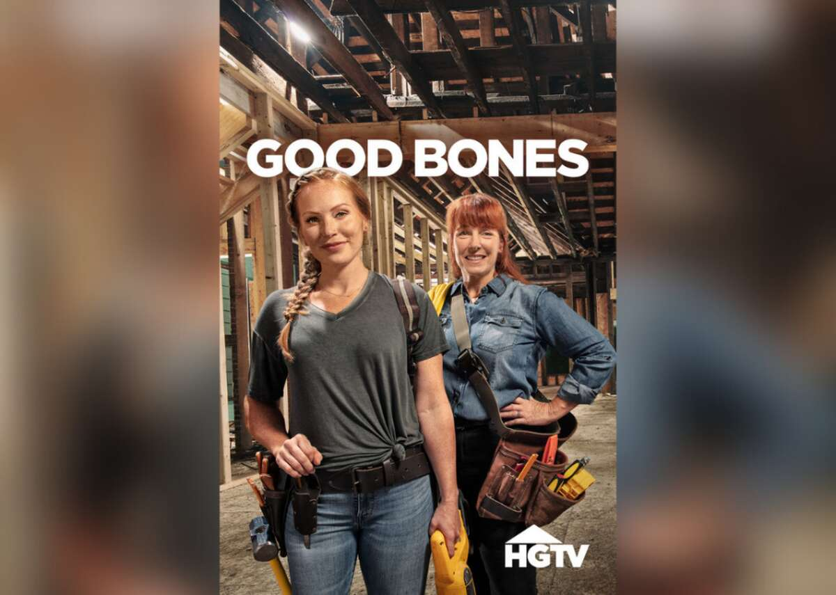 """#10. Good Bones - IMDb user rating: 7.2 - Years on air: 2016-present Mother-daughter duo Karen Laine and Mina Starsiak Hawk flip abandoned houses in their hometown of Indianapolis on HGTV's """"Good Bones."""" In 2007, after flipping Hawk's own home and falling in love with renovating, the pair launched their business, Two Chicks and a Hammer. The business, as well as the complicated family dynamics that comewith it, are featuredheavily in the series, as is their love for green spaces and DIY projects."""