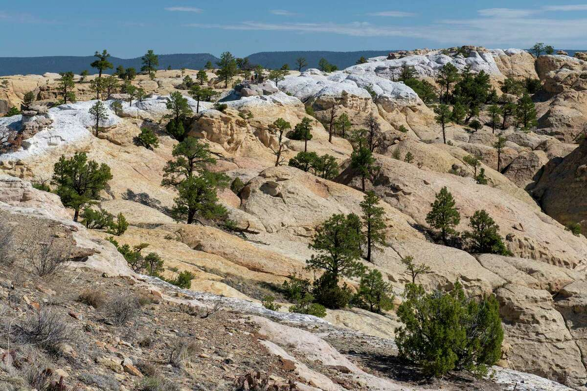 El Morro National Monument was established as the second national monument in the United States in 1906.