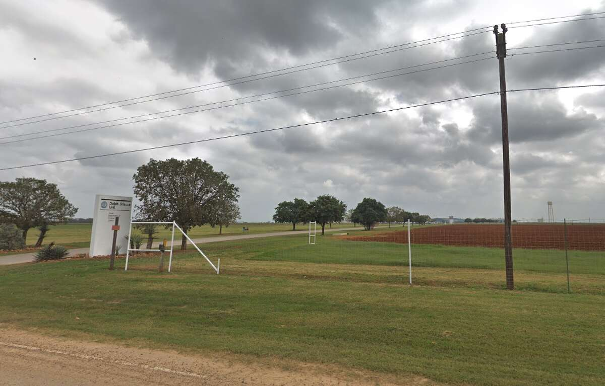 Dolph Briscoe unit in Dilley, Texas
