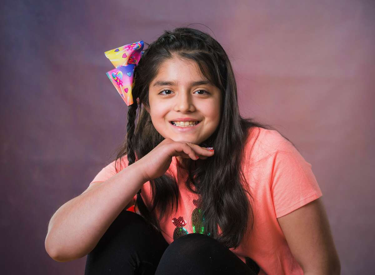 Jenna is one of the children listed on the Texas Adoption Resource Exchange (TARE) website. Visit https://www.dfps.state.tx.us/Application/TARE/Home.aspx/Default for more details.
