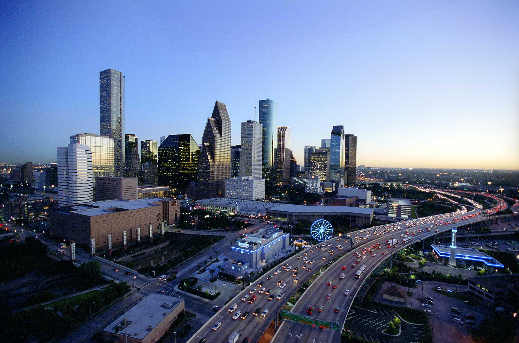 UH used a Houston photographer's skyline shot for 3 years without credit - but it wasn't stolen